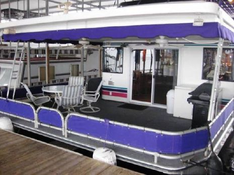 1998 Sumerset Houseboats 85 x 18 Houseboat
