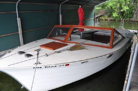 1972 Skiff Craft X-260