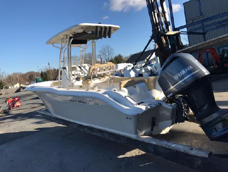 2017 Key West Boats, Inc 239FS