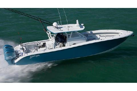 2011 Yellowfin 42 Manufacturer Provided Image