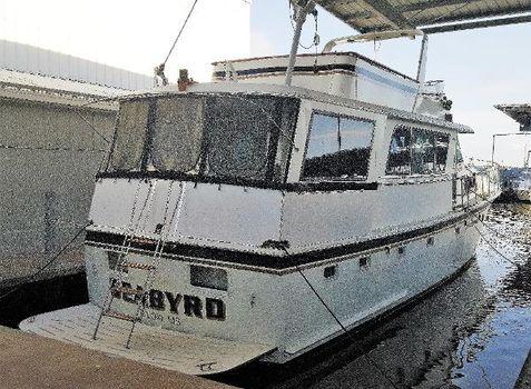 1980 Hatteras 58 Motoryacht