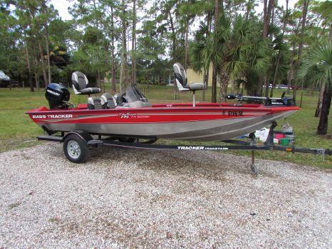 2006 Bass Tracker PRO 175