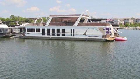 2009 Fantasy Yacht Fantasy Island 90 X 19