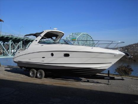 2010 Sea Ray Sport Cruiser 310 Sundancer