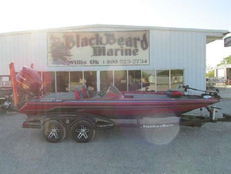 2016 Skeeter FX21 Limited Edition