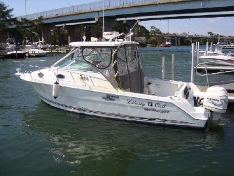 2000 Wellcraft 290 Coastal