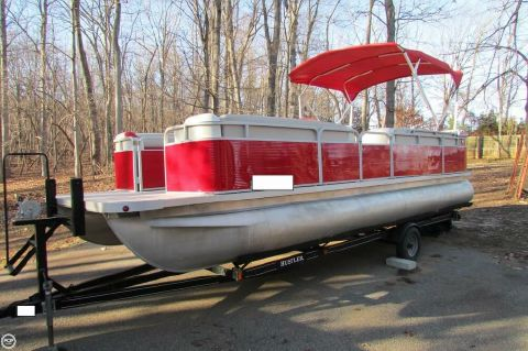 2001 Smoker-craft 824 Sunsport Cruise 2001 Smoker Craft 24 for sale in Lincolnton, NC