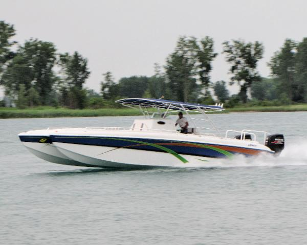 2015 Ocean Express Tournament CC Sport Fisherman