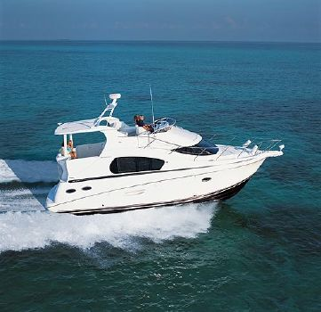 2004 Silverton 35 Motor Yacht Manufacturer Provided Image