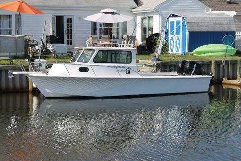 2012 C-hawk Boats Sport Cabin Port