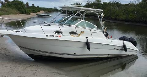 2001 Wellcraft Coastal 270 Wellcraft Coastal 270