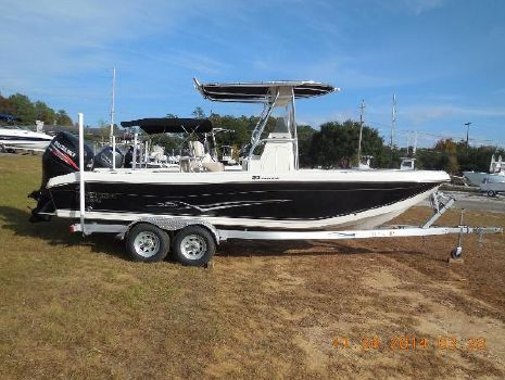 2015 Carolina Skiff 23 Ultra Elite SS
