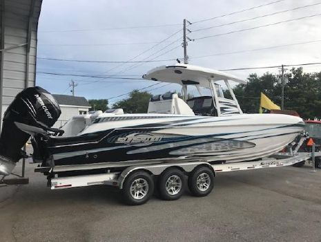 2019 SUNSATION 32CCX