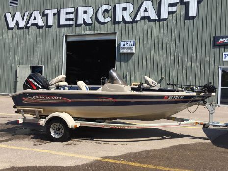 2004 Princecraft 179 Side Console