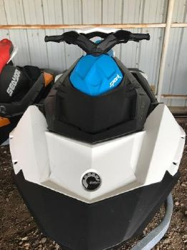 2018 SEA-DOO Spark 3up