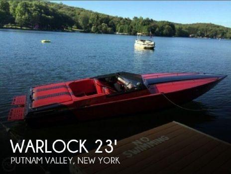 1987 Warlock World Class 23 1987 Warlock World Class 23 for sale in Putnam Valley, NY