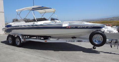 1999 Eliminator Boats 21BR