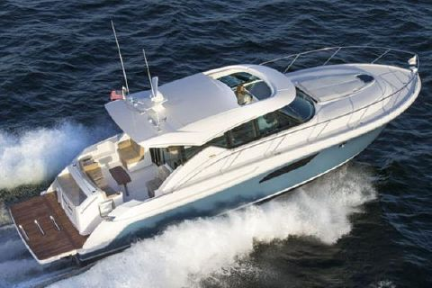 2017 Tiara 44 Coupe Manufacturer Provided Image