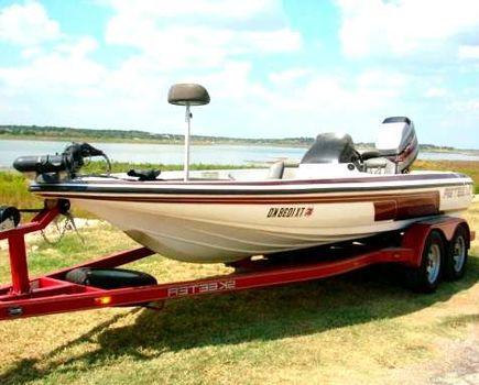 2001 Skeeter 200XS
