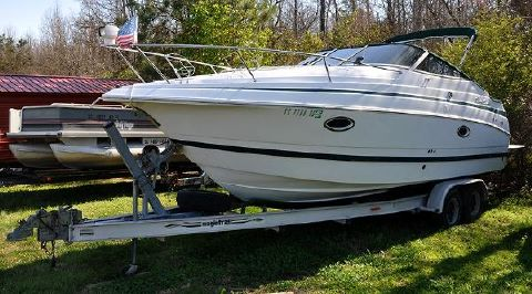 2000 Chris-Craft 268 Express Cruiser