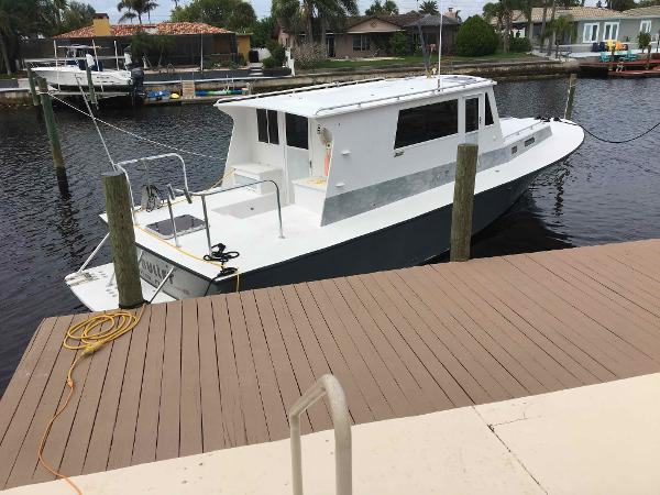 Check out this 2004 LIBERTY Custom Utility Vessel on Boattrader com