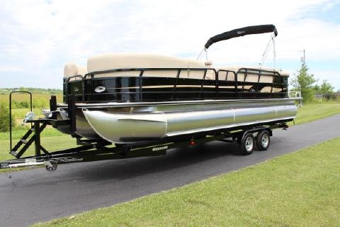 2016 Bentley Pontoons 253 Elite  Tritoon
