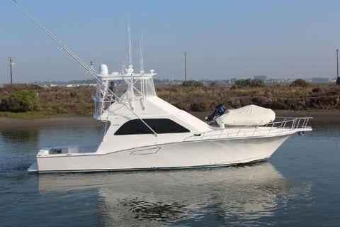 2002 Cabo yachts 47 Flybridge Sportfisher
