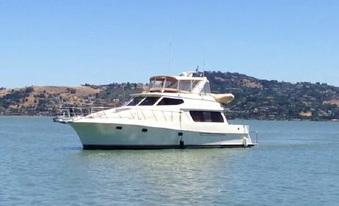 2001 Mckinna Pilothouse Profile