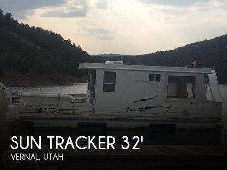 2008 Sun Tracker 32 Regency