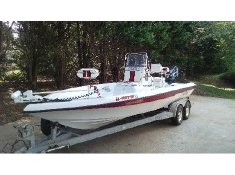 2000 Champion Boats 21 Bay Champ