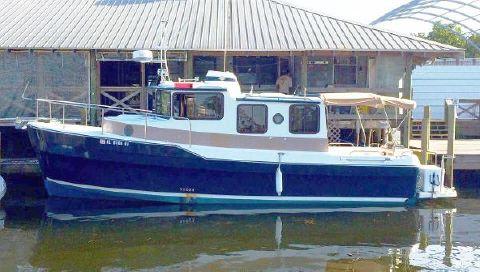 2009 Ranger Tugs R29