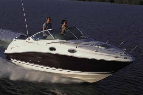 2008 Sea Ray 240 Sundancer Manufacturer Provided Image