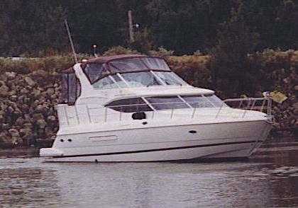 2000 Cruisers 4450 Aft Express  2000 44 Cruisers