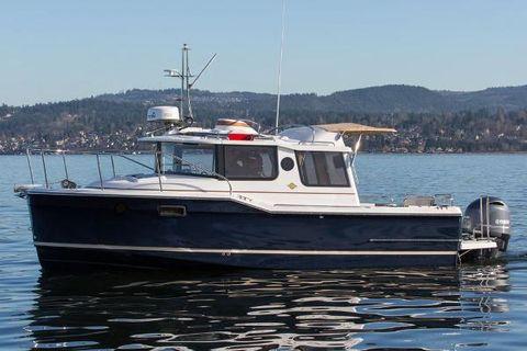 2017 Ranger Tugs R-23 Manufacturer Provided Image