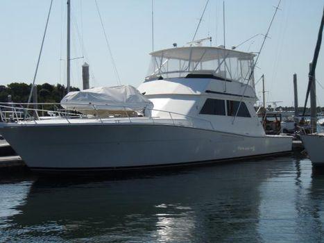 1995 Viking Yachts 58 Convertible