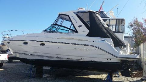 2013 Monterey 340 Sport Yacht