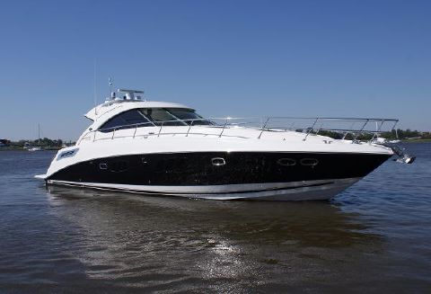 2011 Sea Ray 540 Sundancer profile