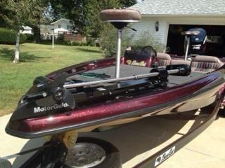 2000 Bass Cat Boats 19 PANTERA