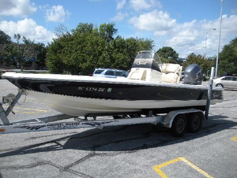 2008 Scout Boats 22 TE