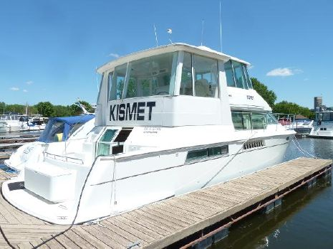 1996 Carver 50 Cockpit Motor Yacht