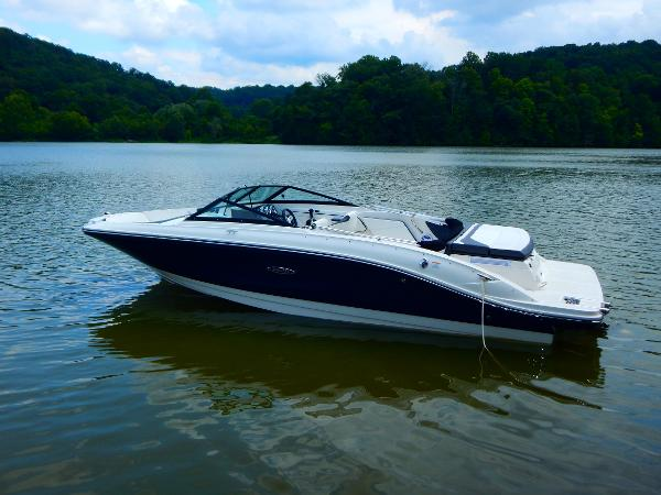 Used 2018 Sea Ray 210 Spx Knoxville Tn 37922 Boattrader Com