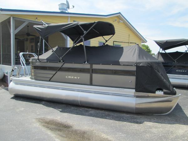 New 2020 Crest Pontoon Boats 200 Classic Dlx Sanford Fl