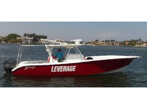 2011 Yellowfin 39 Center Console LEVERAGE
