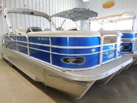 2016 G3 Boats SunCatcher X322 RC