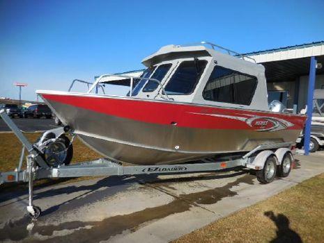 2016 Hewescraft 220 Ocean Pro HT