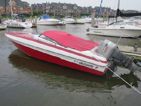 1987 Checkmate Boats Inc Contender