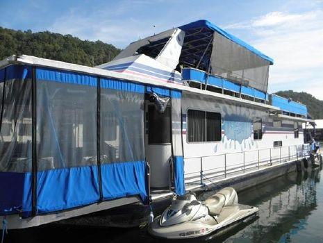 1989 Sumerset 14 x 60 Houseboat