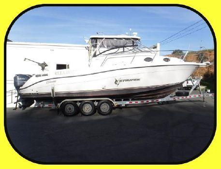 2007 Seaswirl Striper 3301 WA