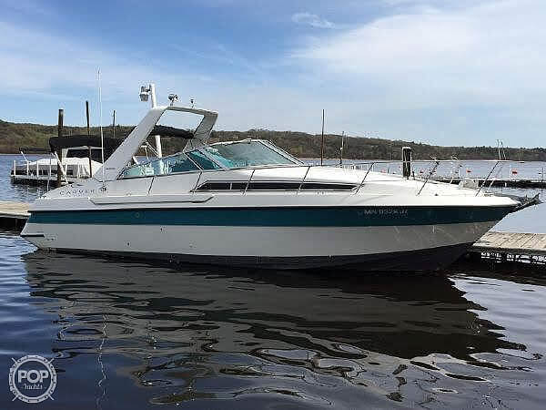 Check out this 1989 CARVER Allegra 30 on Boattrader com