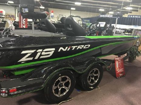 2017 Nitro Z19 Z-PRO High Performance Package